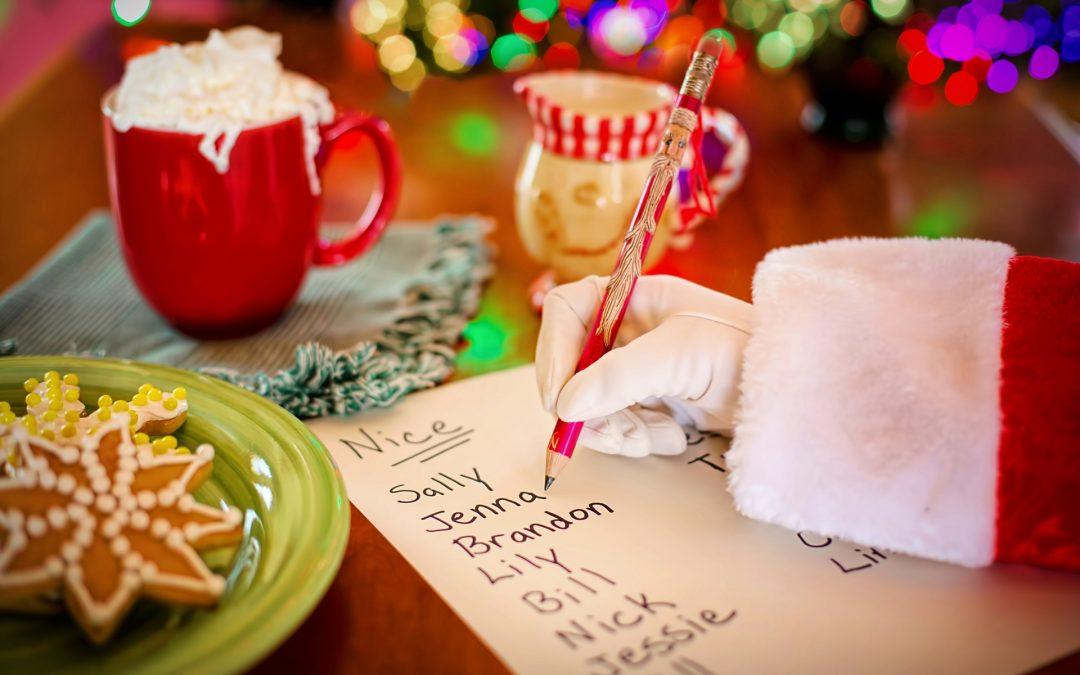 Billet d'humeur de décembre 2020 : La lettre au Père Noël de l'investisseur averti