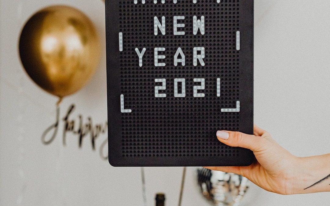 Billet d'humeur du mois de janvier 2021 : Voilà nos voeux !