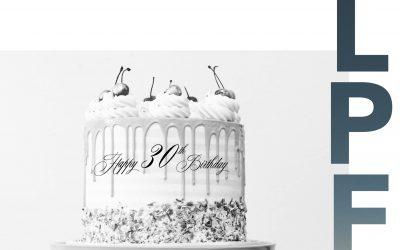 Billet de septembre 2021 : Humeur d'anniversaire !